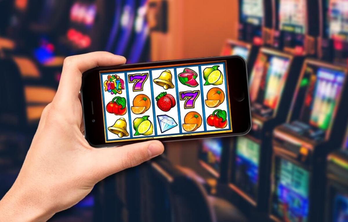 Casinos online app